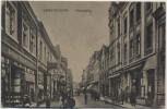 AK Euskirchen im Rheinland Neustraße viele Menschen 1920