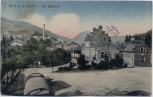 AK Kirn a. d. Nahe Am Bahnhof 1918