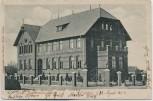 AK Lunden in Schleswig-Holstein Königl. Präparandenanstalt 1903