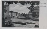 AK Ahrensbök Blick in die Plöner-Straße 1940