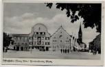AK Osterhofen Bayrische Ostmark Hindenburg-Platz 1940
