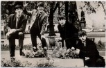 AK Foto The Beatles Kolibri-Karte 2123 1965
