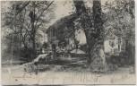AK Königsborn (Biederitz) Forsthaus Klus Jerichower Land 1908
