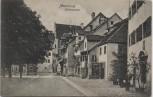 AK Meersburg am Bodensee Schlossplatz 1920