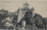 AK Meersburg am Bodensee Blick auf Schloss 1910