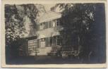 AK Foto Bad Wörishofen Hausansicht Villa Feldpost 1917 RAR