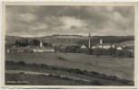 AK Foto Neudau Ortsansicht mit Fabrik Steiermark Österreich 1942