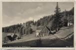 AK Foto Blick zu Maria Schnee bei Wölfelsgrund Międzygórze Grafschaft Glatz Schlesien Polen 1935