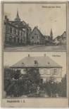 AK Bischoffsheim Bischofsheim im Elsass Ortsansicht Pfarrhaus Bas-Rhin Frankreich 1911 RAR