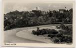 AK Foto Schongau am Lech Ortsansicht 1935