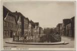 AK Buxtehude Ost- und Westfleet 1920