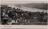 AK Rhoendorf Rhöndorf Ortsansicht bei Bad Honnef 1900