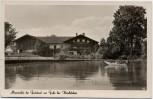 AK Foto Bad Feilnbach Moosmühle am Fuße des Wendelstein 1957