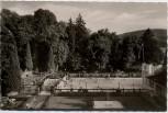 AK Foto Laufenburg am Hochrhein Schwimmbad 1960