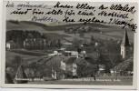 VERKAUFT !!!   AK Foto Sulz im Wienerwald Ortsansicht mit Kirche Niederösterreich Österreich 1937