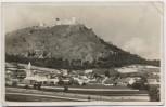 AK Foto Pavlov u Dolních Věstonic Pollau mit Maidenburg Mähren Tschechien 1940