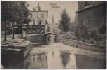 AK Leiden Marebrug Südholland Niederlande 1910