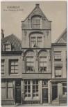 AK Dordrecht Gevel Wijnstraat 35 Südholland Niederlande 1914