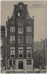 AK Dordrecht Gevel Kuipershaven 44 Südholland Niederlande 1914