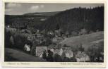 AK Altenau im Oberharz Blick vom Kunstberg in die Kleine Oker Clausthal-Zellerfeld 1958