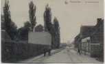 AK Damme Moerkerke De Visschersstraat Flandern Belgien 1917 RAR