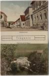 AK Tragwein Platzansicht Hammerschmiedgut Oberösterreich Österreich 1920