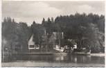 AK Fissauer Fährhaus Holsteinische Schweiz Kellersee b. Fissau Eutin 1950