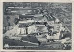 AK Oldenburg Fleischwarenfabrik Luftbild Fliegeraufnahme 1935