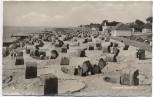 AK Ostseebad Kellenhusen Strandpartie Ostsee 1957