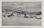 AK Gruß aus Wittenschwand Dachsberg (Südschwarzwald) Ortsansicht im Winter 1920