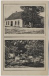AK Nordseebad Rüstersiel Restaurant Ernst Namken bei Wilhelmshaven 1920 RAR