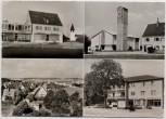AK Mehrbild Unterpfaffenhofen bei Germering Gasthof Bäckerei Kirche ... 1967