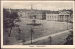 AK Cassel Kassel Friedrichsplatz 1915