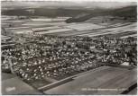 AK Foto Bevern (Landkreis Holzminden) Luftbild 1960