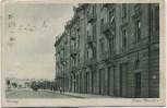 AK Beograd Београд Belgrad Hotel Bristol Serbien 1922