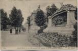 AK Chartres Le Monument de Pasteur Centre-Val de Loire Frankreich 1919