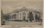 AK Ettelbruck Ettelbréck Ettelbrück Hospice des allenes Direction Luxemburg 1920 RAR
