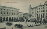 AK Padova Padua Piazza Cavour Venetien Italien 1910