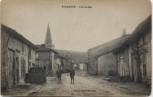 AK Salmagne Grande Rue Meuse Frankreich 1910