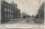 AK Beauraing Ecole Moyenne Feldpost Namur Wallonien Belgien 1915
