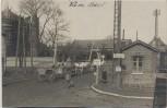 AK Foto Vitry-en-Artois Ortsansicht 1. WK Pas-de-Calais Frankreich 1917