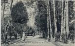 AK Nischni Nowgorod Ни́жний Но́вгород Straßenansicht Allee Menschen Russland 1910 RAR