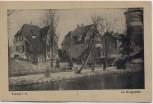 AK Krempe in Holstein Am Burggraben 1930