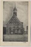 AK Krempe in Holstein Rathaus 1930