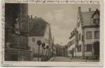 AK Deidesheim Hauptstraße 1916 RAR