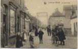 AK Comines Nord Le Grand Pont Feldpost Frankreich 1916