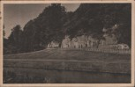 AK Wallerfangen Partie an der Saar Saarlouis 1927