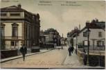 AK Mülhausen Mulhouse Guteleutstrasse Elsass Frankreich 1908 RAR