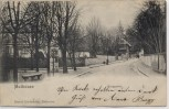 AK Mülhausen Mulhouse Berggasse Elsass Frankreich 1901 RAR
