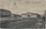 AK Mülhausen Mulhouse Neue Markthalle Elsass Frankreich 1911